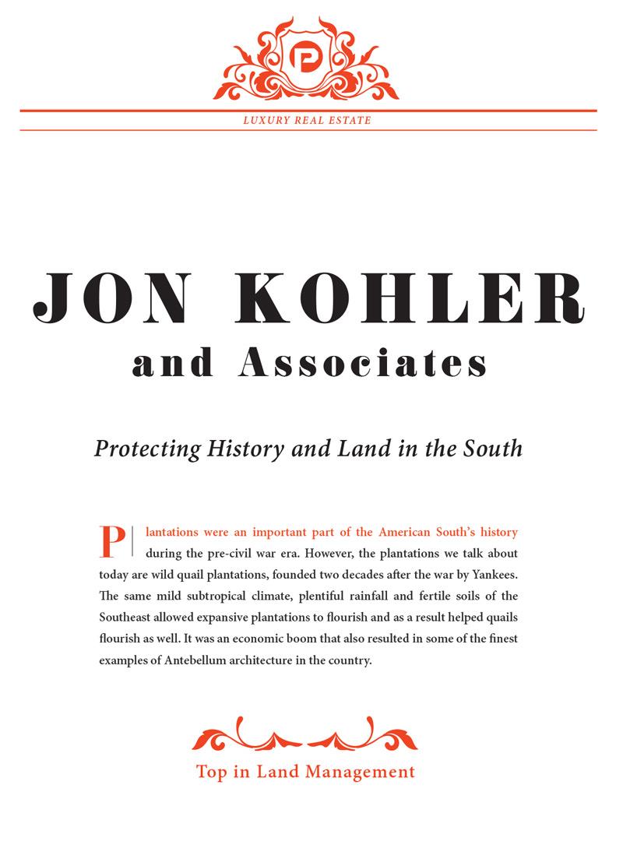 Jon Kohler Post