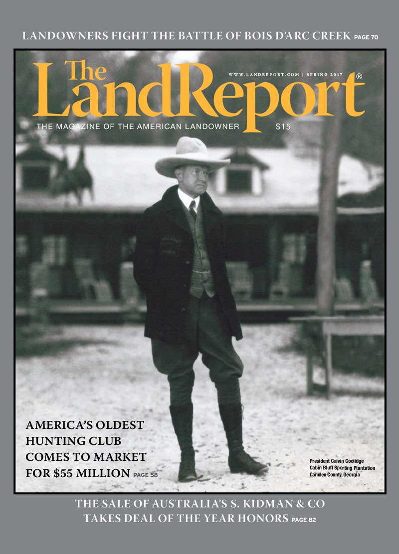 The Land Report Magazine