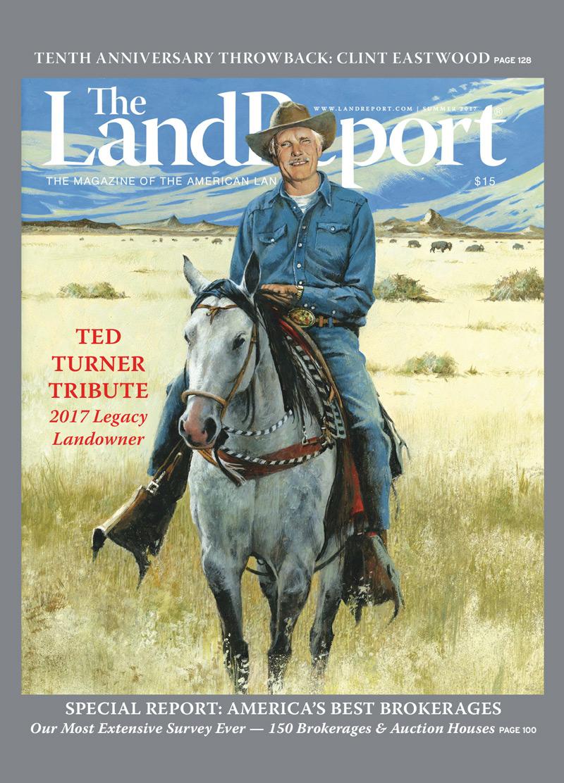 The Land Report Magazine