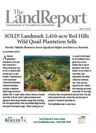 The LandReport