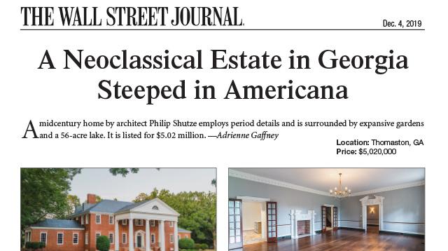 Wall Street Journal Watercrest