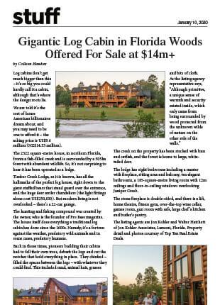 Timber Creek Stuff Publication