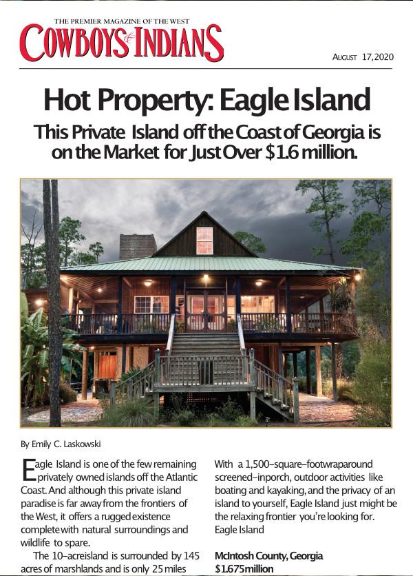 Cowboys & Indians Eagle Island