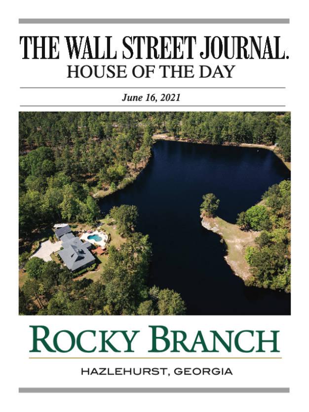Wall Street Journal Rocky Brance