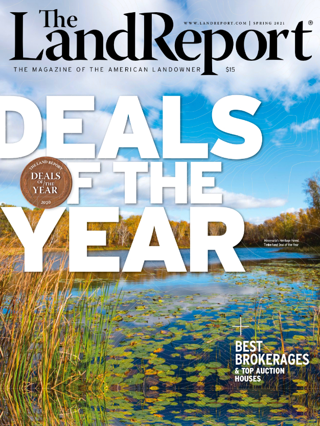 LandReport Best Brokerage